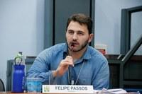 Felipe Passos repudia Especial de Natal da Netflix