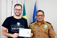 """Milla vai receber medalha """"Heróis dos Campos Gerais"""""""