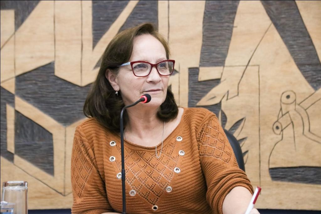 Professora Rose continua presidindo CECE