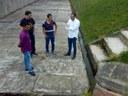 Milla visita Colégio Elzira para ouvir comunidade